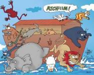 Cuento del arca de Noé