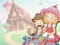 Cuento de Hansel y Gretel (La casita de chocolate)