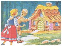 Hansel y Gretel (La casita de chocolate)
