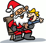 A story about Santa Claus' presents